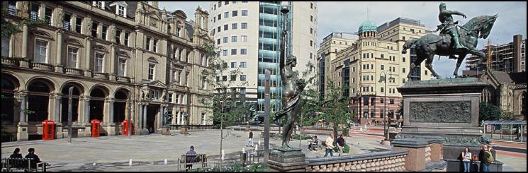 City Square, Leeds