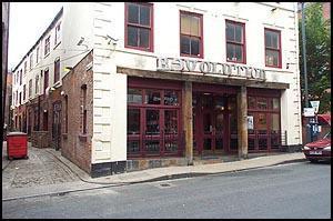 Revolution Bar, Call Lane, Leeds