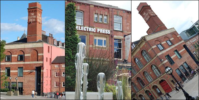 The Electric Press, Leeds