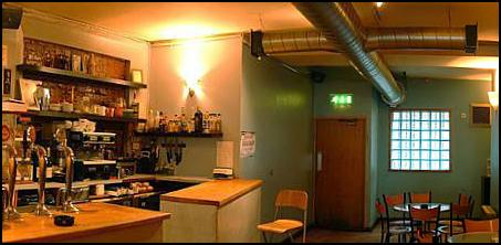 North Caf&eacute Bar, Leeds
