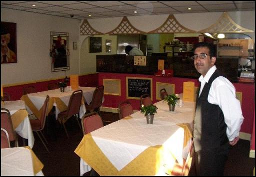 Raja's Restaurant, Leeds