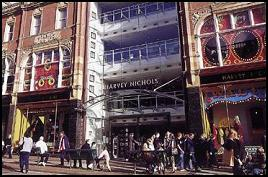 Harvey Nichols, Leeds