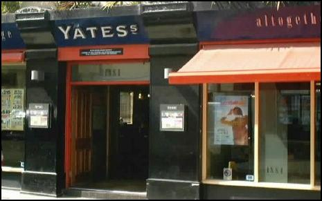 Yates Wine Lodge, Leicester